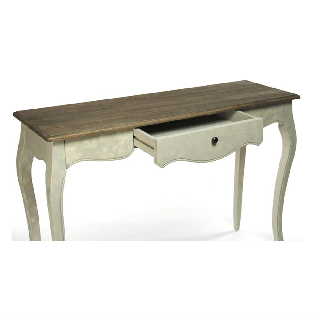 Narrow Console Table : console tables french country rochelle narrow curved leg console table