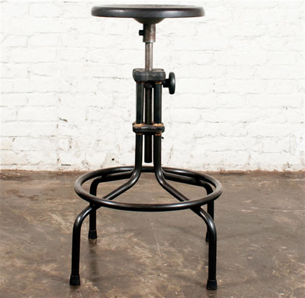 Brexton Height Industrial Adjustable Counter Stool Kathy  : product52281 from www.kathykuohome.com size 1000 x 979 jpeg 88kB