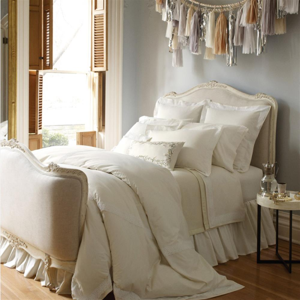 Sophia Bedroom Furniture Eloquencear Sophia Queen Bed In Antique White Kathy Kuo