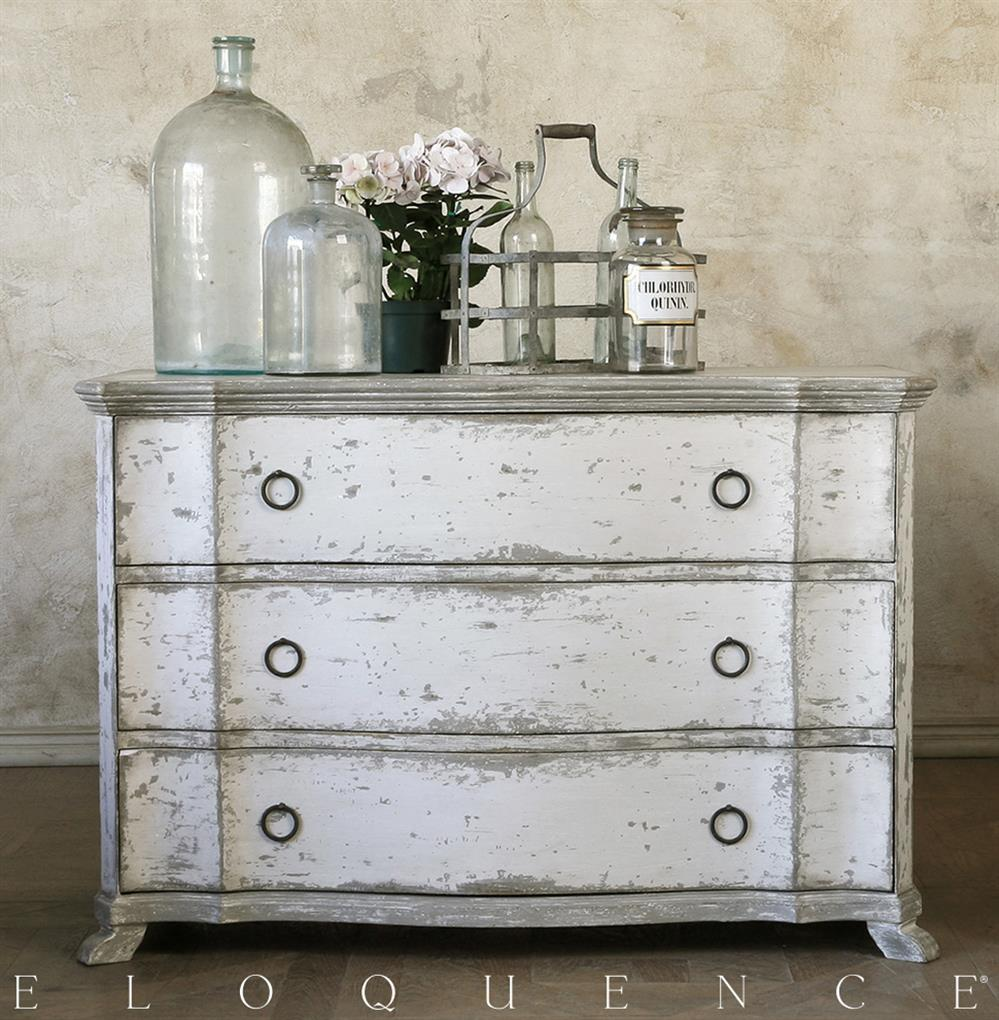 Eloquence grande bordeaux commode in stone kathy kuo home for Grande commode