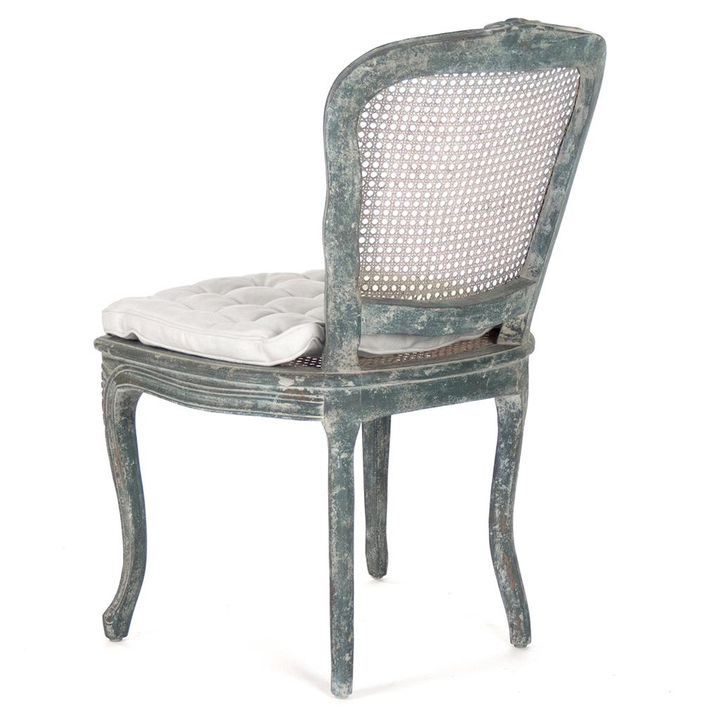 Caned Back French Country Annette Dining Chair Antique  : product64252 from www.kathykuohome.com size 999 x 1022 jpeg 85kB