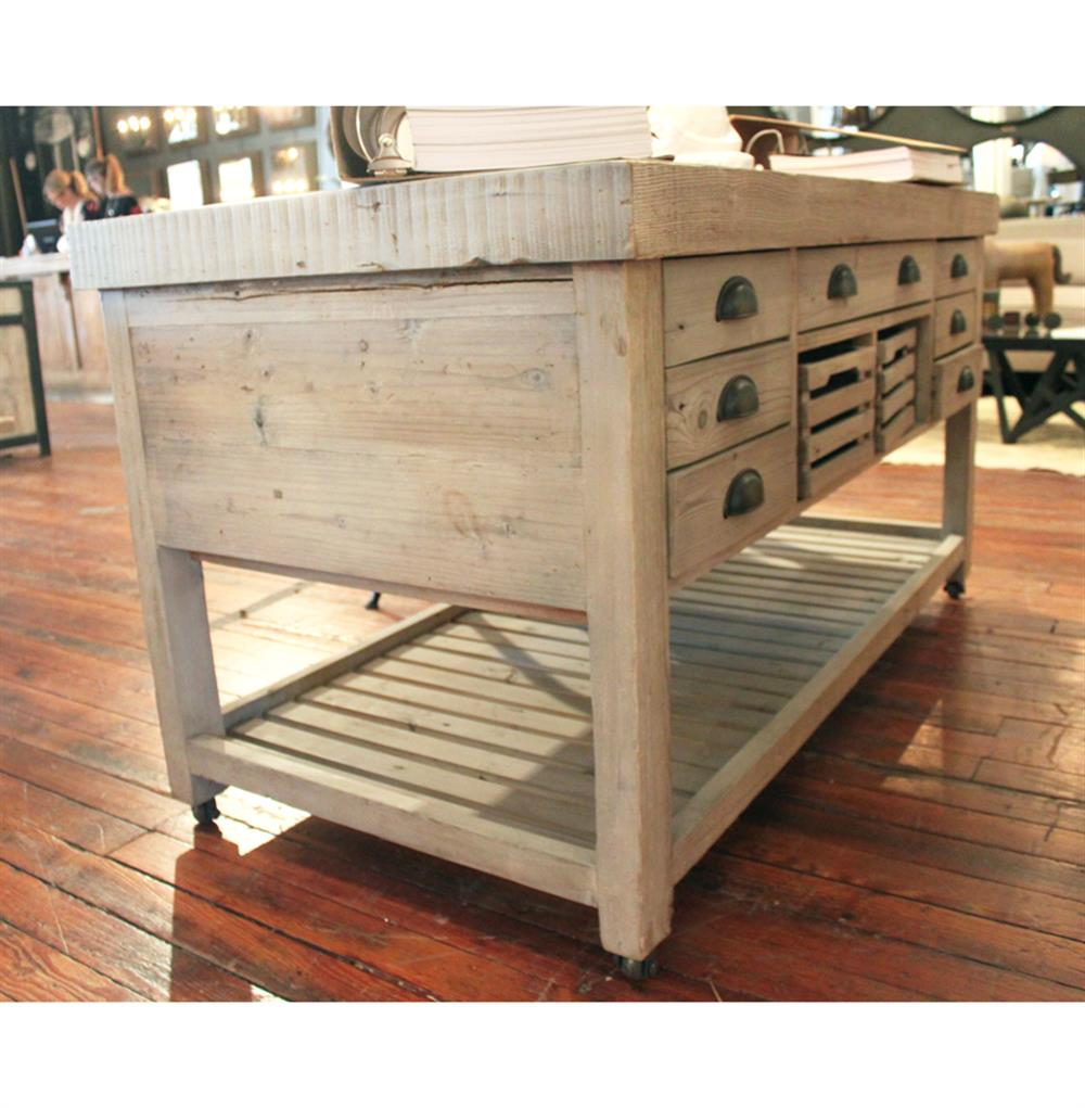 Rustic Kitchen Island Cart Rustic Pine Kitchen Cart Cliff Kitchen