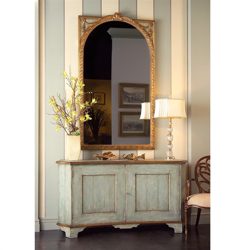 John-Richard Claude French Country Light Blue Gold Gilded ...