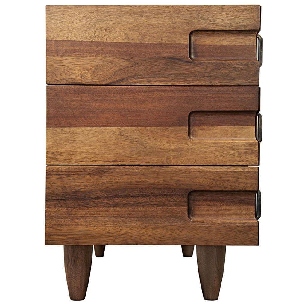 Radley Industrial Loft Modern Wood Metal Sideboard Dresser | Kathy Kuo Home