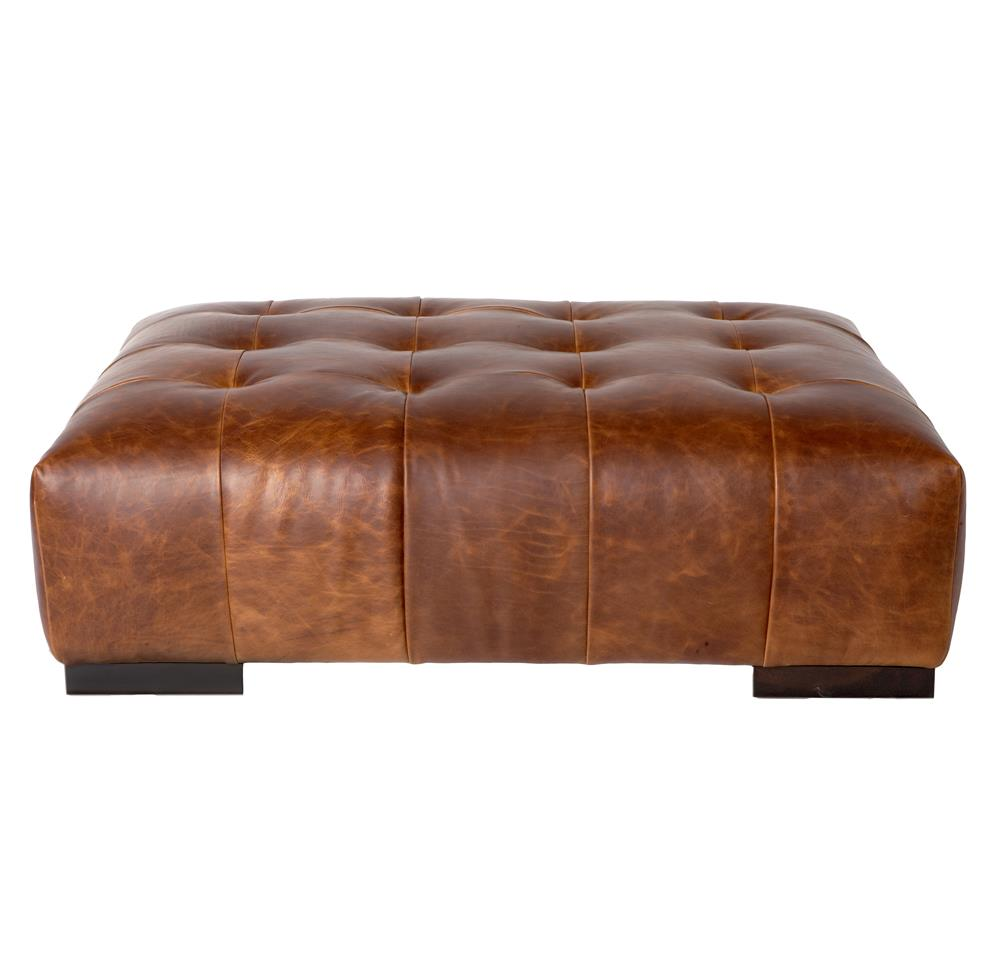 Cisco Brothers Arden Modern Classic Tufted Terracotta