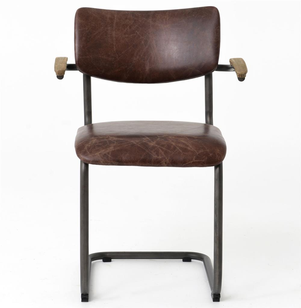 Stephen Industrial Loft Top Grain Cigar Leather Masculine