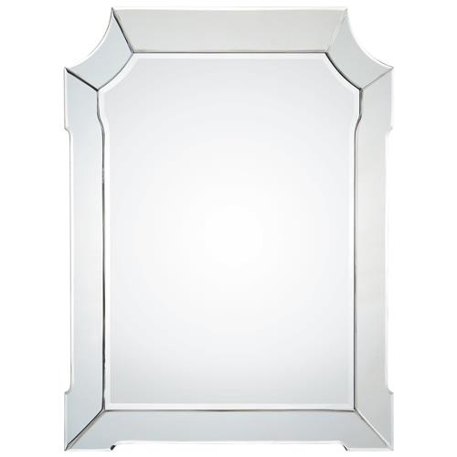Marmont Hollywood Regency Beveled Arch Frame Mirror | Kathy Kuo Home