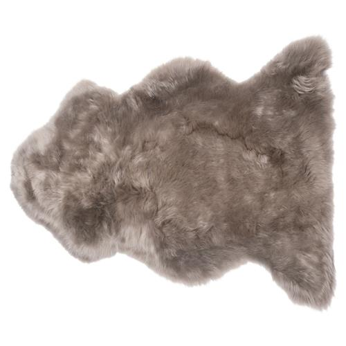 Veruca Modern Pebble Sheepskin Pelt Fur Rug | Kathy Kuo Home