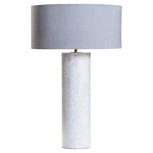 caye coastal beach white coral textured table lamp kathy kuo home. Black Bedroom Furniture Sets. Home Design Ideas