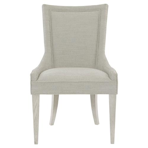Gretta Ivory Hollywood Regency Heather Grey Armchair - Pair | Kathy Kuo Home