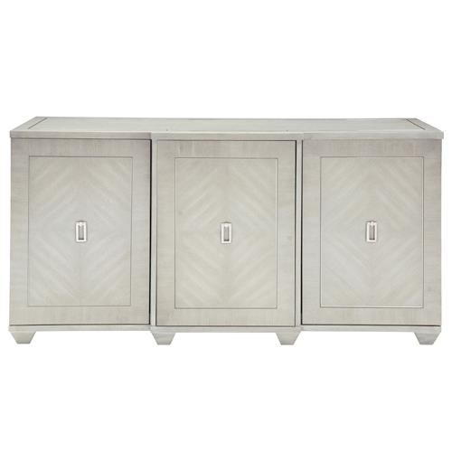 Gretta Grey Hollywood Regency Polished Inlay Buffet | Kathy Kuo Home