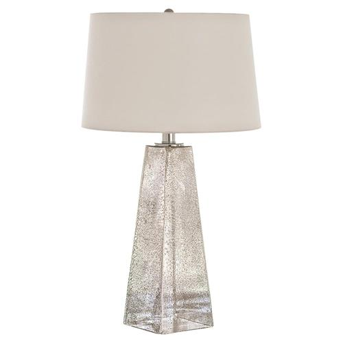 Regina Andrew Star Coastal Beach Seeded Glass Table Lamp | Kathy Kuo Home