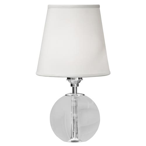 Regina Andrew Mini Modern Classic Crystal Ball Mini Lamp | Kathy Kuo Home