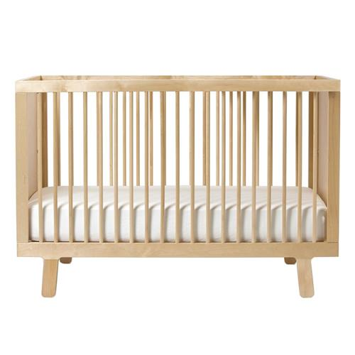 Sparrow Modern Classic Oeuf Birch Crib | Kathy Kuo Home