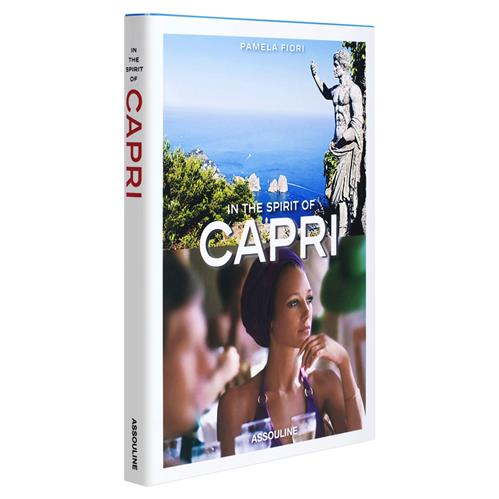 In the Spirit of Capri Assouline Hardcover Book | Kathy Kuo Home