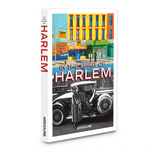 In the Spirit of Harlem Assouline Hardcover Book | Kathy Kuo Home