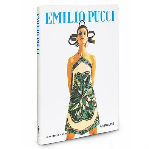 Emilio Pucci Assouline Hardcover Book | Kathy Kuo Home