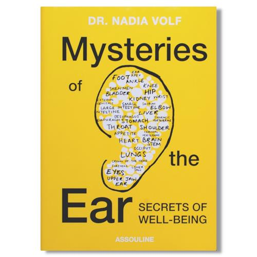 Mysteries of the Ear Assouline Hardcover Book | Kathy Kuo Home