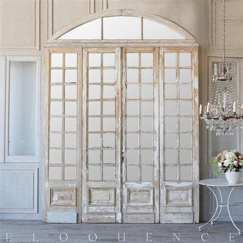 French Country Style Eloquence® Vintage Architecture: 1940 | Kathy Kuo Home