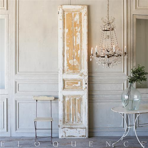 French Country Style Eloquence Vintage Door: 1940 | Kathy Kuo Home