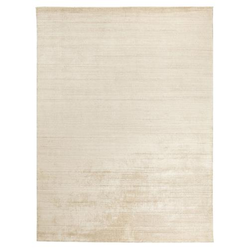 Exquisite Rugs Sanctuary Modern Classic Heathered Elegant Cream Rug - 6' x 9' | Kathy Kuo Home