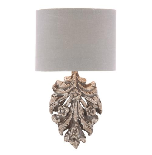 Pair French Country Fleurette Floral Applique Linen Wall Sconces | Kathy Kuo Home