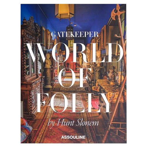 Gatekeeper - World of Folly Assouline Hardcover Book | Kathy Kuo Home