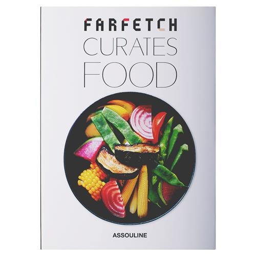 Farfetch Curates Food Assouline Hardcover Book | Kathy Kuo Home