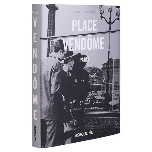 Place Vendome Assouline Hardcover Book | Kathy Kuo Home