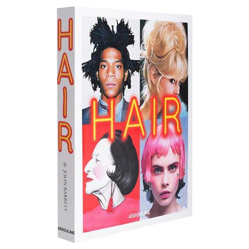 Hair Assouline Hardcover Book | Kathy Kuo Home