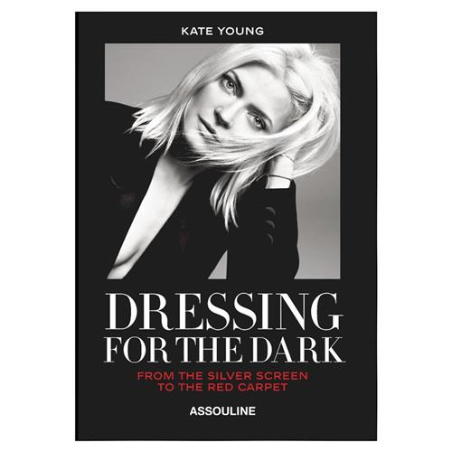 Dressing for the Dark - Red Carpet Edition Assouline Hardcover Book | Kathy Kuo Home