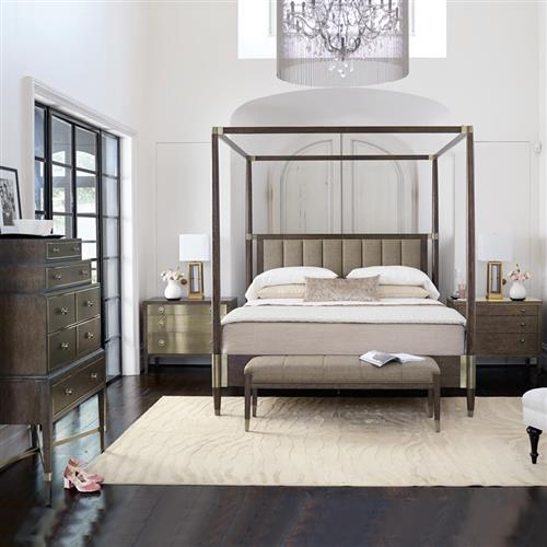 Clarke Modern Classic Bedroom Collection - King | Kathy Kuo Home