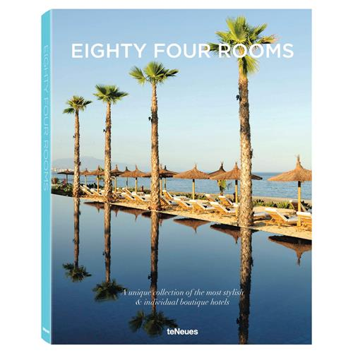 teNeues Eighty Four Rooms Hardcover Book | Kathy Kuo Home