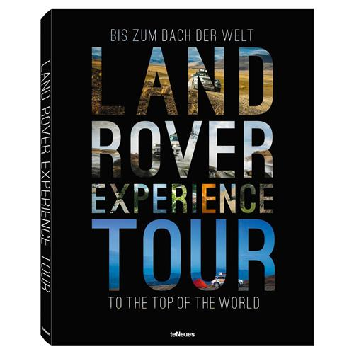 teNeues Land Rover Experience Tour Hardcover Book | Kathy Kuo Home