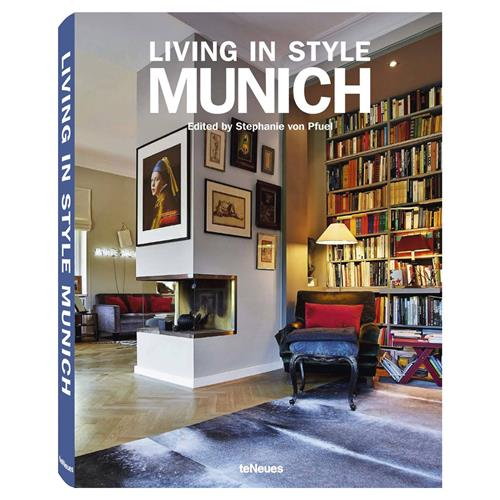 teNeues Living in Style Munich Hardcover Book | Kathy Kuo Home