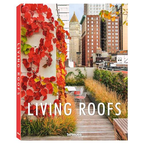 teNeues Living Roofs Hardcover Book | Kathy Kuo Home