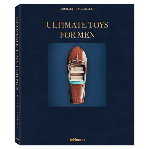 teNeues Ultimate Toys For Men Hardcover Book | Kathy Kuo Home