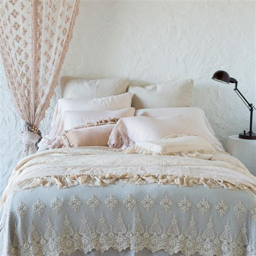 Bella Notte Madera Luxe French Country Tencel Bedding Collection