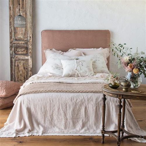 Bella Notte Delphine French Country Linen Bedding Collection