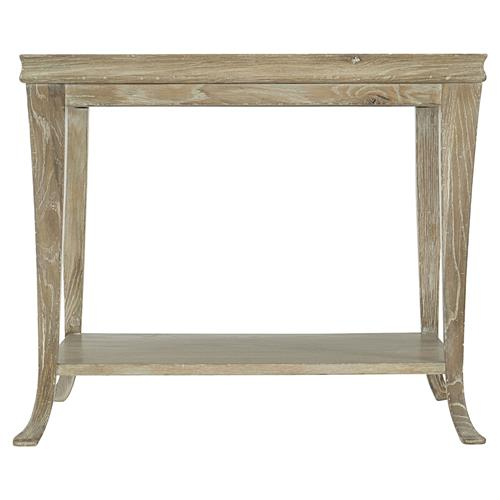 Scarlett Rustic Lodge Light Wood Rectangular Side End Table | Kathy Kuo Home