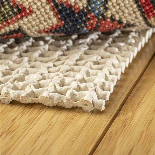 Althea Modern Classic Hard-wearing Area Rug Rubber Pad - 2' x 4' | Kathy Kuo Home
