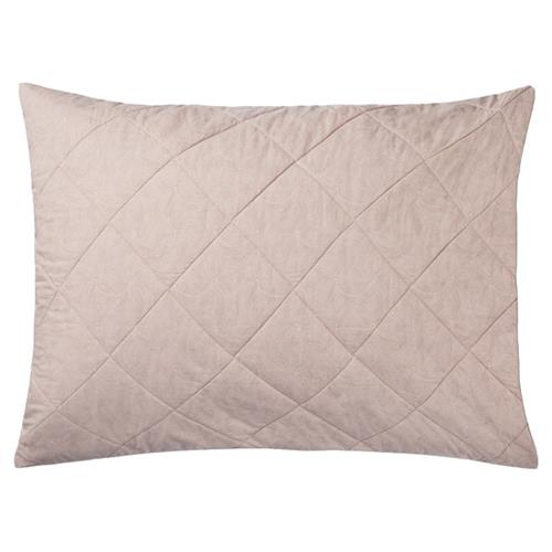 Alma by Sferra Modern Sinna Quilted Sham - Standard | Kathy Kuo Home