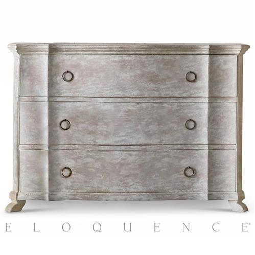 Eloquence grande bordeaux commode in beach house natural for Grande commode