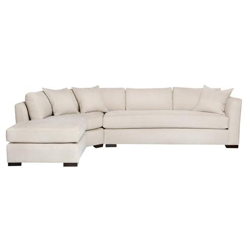 facing ivory detail x kathy sectional left product arm down piece sofa adair linen