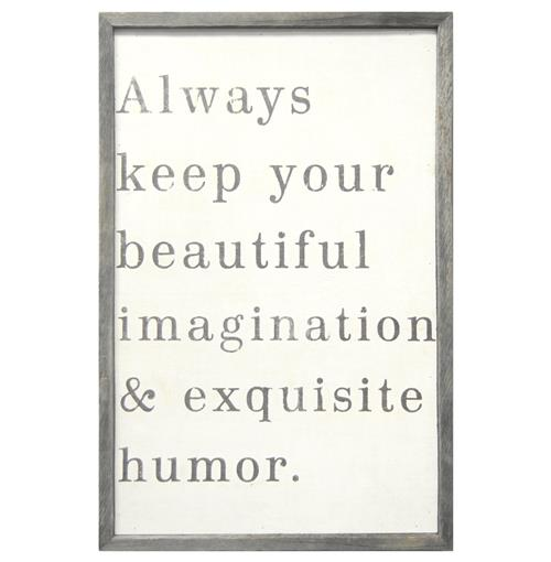 Beauty Imagination Reclaimed Wood Vintage Wall Art