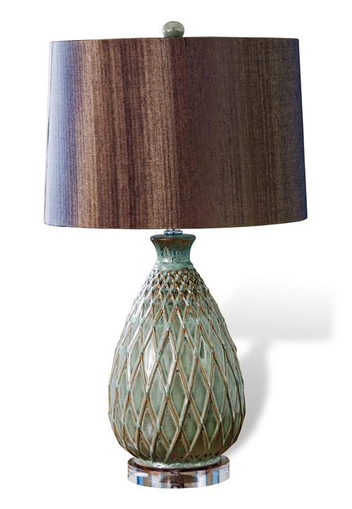 Hollingsworth Modern Rustic Quot Wood Quot Shade Sage Green