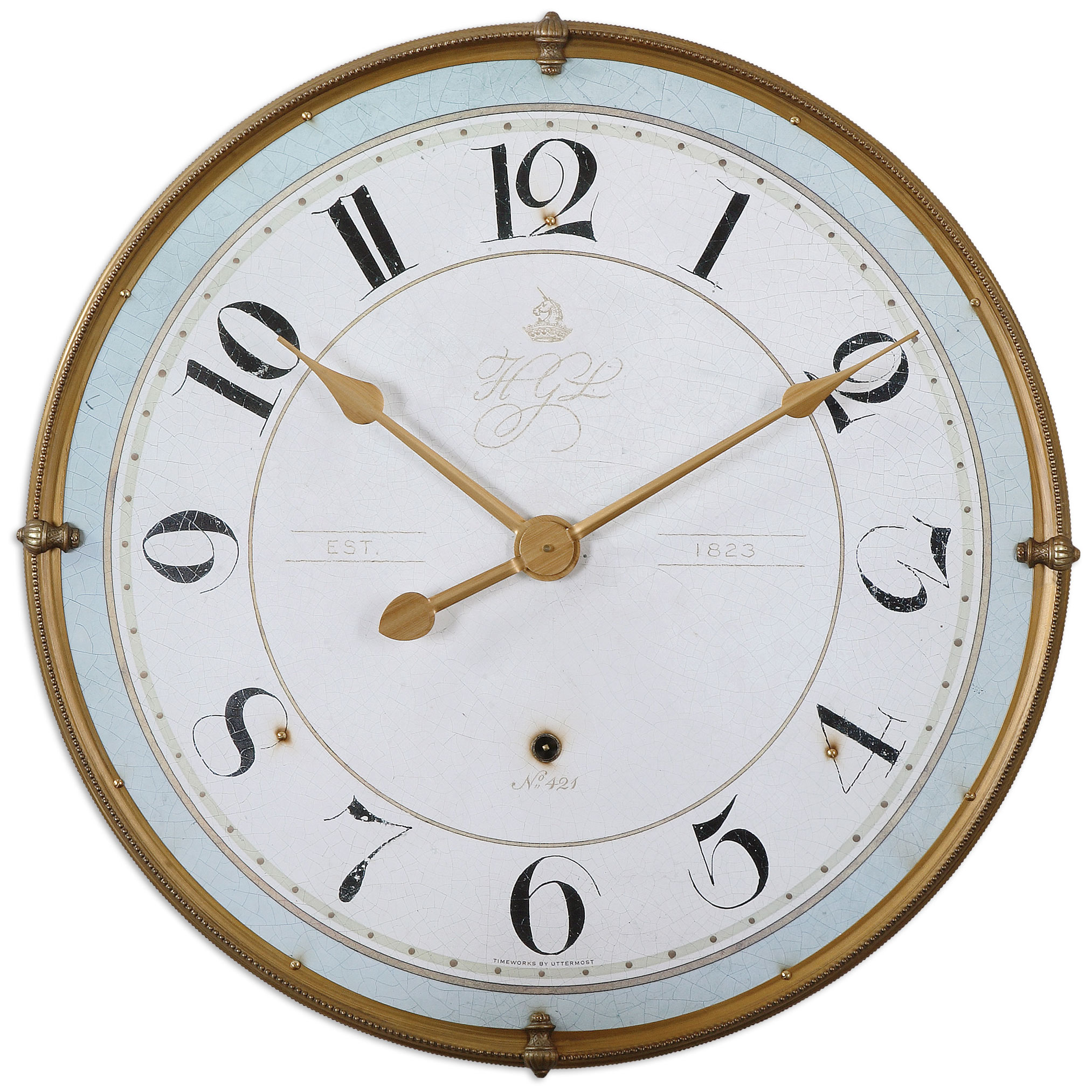 Designer Wall Clocks Eclectic Wall Clocks Kathy Kuo Home