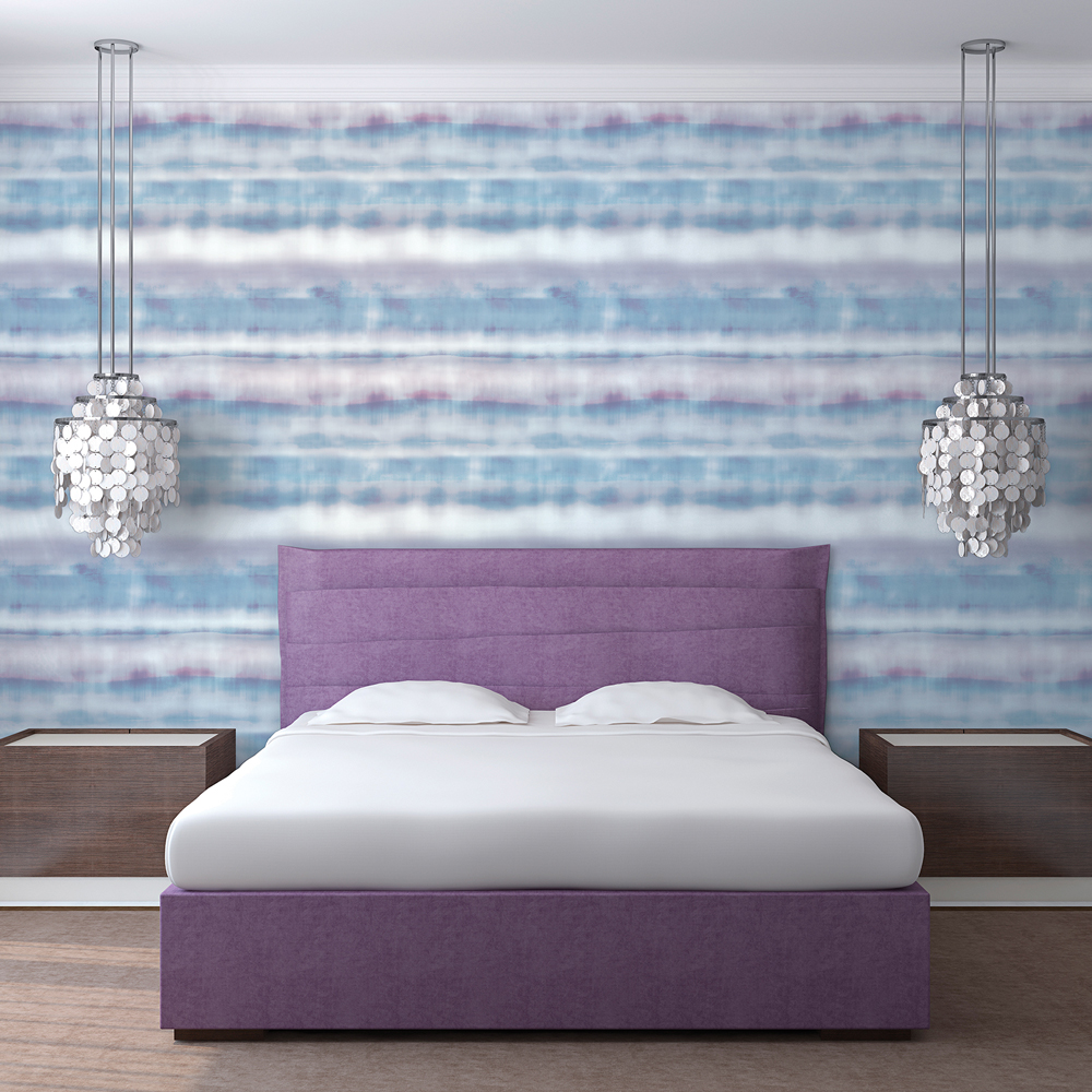 Fade Cloud Modern Classic Removable Wallpaper