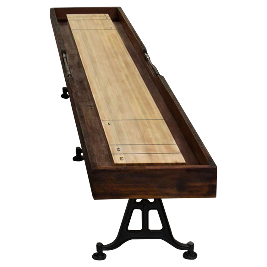 Barron Industrial Loft Shuffleboard Game Table