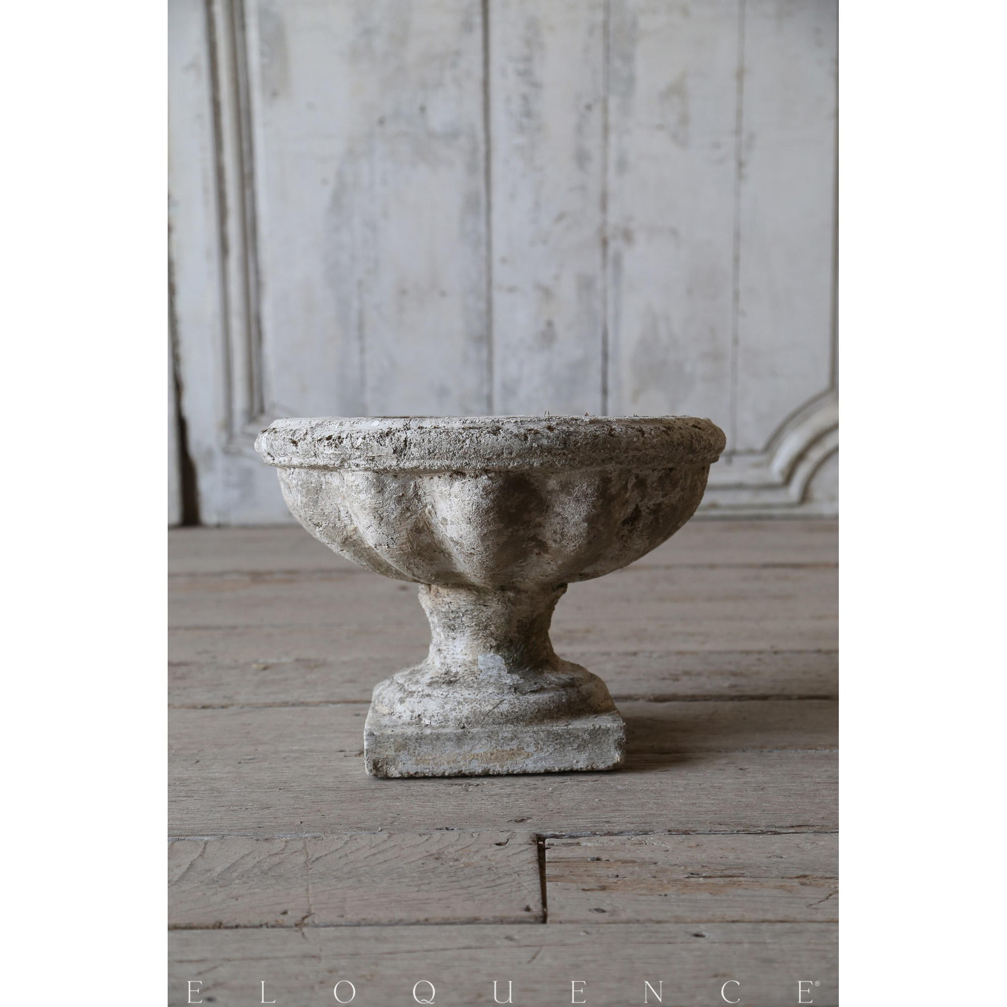 Eloquence® Antique French Terra Cotta Garden Urn